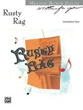 Rusty Rag - Melody Bober Solos - Intermediate Piano - W9007