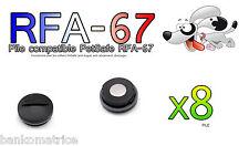8 PILES COMPATIBLE PetSafe RFA-67 6V LITHIUM BATTERIES COLLIER - QUALITÉ EXPERT