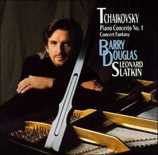 Barry Douglas, Tchaikovsky: Piano Concerto, No. 1 & Concert Fantasy, Excellent