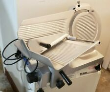 """Chefmate by Globe Gc12D 12"""" Manual 1/2 Hp Manual Meat Slicer Cutter Deli Cheese"""