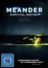 Meander - Survival Instinct (DVD) gebr.-gut