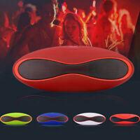 Bluetooth Wireless Speaker  SUPER BASS Portable Football Pattern Music Player