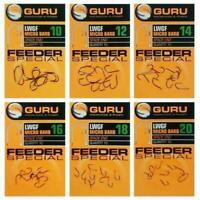 Guru LWG Feeder Special Hooks x 3 Packs *New* - Free Delivery