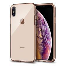 Coque iPhone XS Max Spigen Etui Housse Anti-Choc  Souple Carbone Cover Case Noir