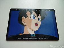 Carte Dragon Ball Z Card DBZ / Hero Collection Part 3 - N°303 / NEW