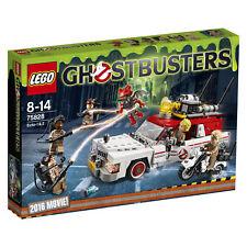 LEGO® Ghostbusters™ 75828  Ecto-1 & 2 NEU & OVP