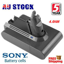 4.0AH Battery For Dyson Absolute V6 DC58 DC59 DC61 DC62 D72 DC74 BC683 HANDHELD