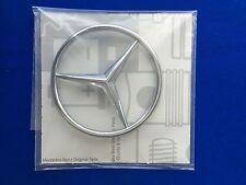 Emblem Mercedesstern Stern trunk lid star Heckdeckel Mercedes R107 W107 107 S2