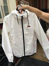 b7f977fe85 ellesse White Coats & Jackets for Men for sale   eBay