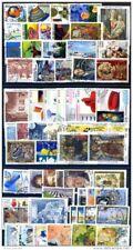 ITALIA REPUBBLICA ANNATA 2001 COMPLETA  USATA  PERFETTA BOLLO NITIDO