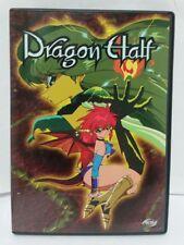 Dragon Half DVD Anime Movie ADV Films