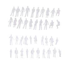 40x 1/100 1/50 Echelle non peinte Modèle Personnes Architecture Modèle