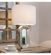 "Sabino Mirror inset Table Lamp 27"" 68.5cm"