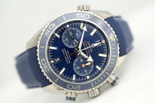Omega Seamaster Planet Ocean - 46mm Titanium Chronograph Watch