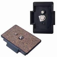 Portable Quick Release Plate For Velbon QB-6RL PH368 Tripod CX686 C600 DC70