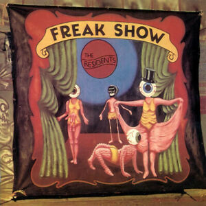 THE RESIDENTS Freak Show 3CD pREServed Edition (25THFEB) ups