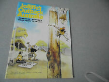"Jolliffe""s Outback Cartoons & Australiana Cartoons 1979 Comic"