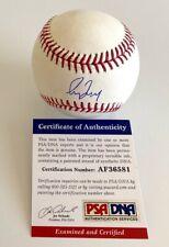 Greg Maddux Signed  Major League Baseball PSA AF36581