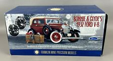 New ListingNew Franklin Mint Bonnie & Clyde's 1932 Ford V-8