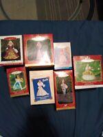 Hallmark Keepsake Barbie Ornament Lot