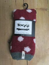 TOGGI FLEECE SOCKS SIZE 4-8