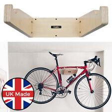 Bike Wall Mount | Bicycle Rack Shelf Holder Furniture Storage Wood Birch Plywood