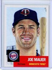 2018 Topps Living Set * JOE MAUER * Card #75 * Minnesota Twins