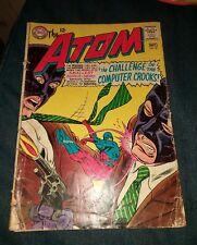 ATOM # 20 (1965) The Atom meets the Little People, Gil Kane & Sid Greene art, fr