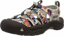 KEEN Womens Newport H2 Washable Hiking Water Sandals Size 8 Face Multi-color