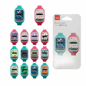 Verizon Decal 12-Pack for the Gizmopal 2 - Variety Pack