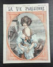 ORIGINAL French La Vie Parisienne Magazine - Women, 14th May 1921