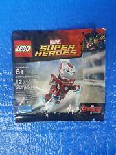 LEGO 5002946 SUPER HEROES Marvel Silver Centurion Iron Man polybag NEW SEALED