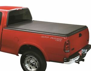Lund For Dodge Ram 1500 - 3500 8' Genesis Snap Truck Bed Tonneau Cover - 90016