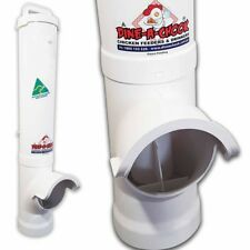 Dine-a-chook Chicken Feeder / Poultry / Coop / Range / Drinkers Available