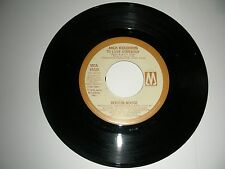 DISCO 45 Moulin Rouge - To Love Somebody / Holiday (Bee Gees Tunes) MCA  NM 1979
