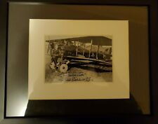 Captain Eddie Rickenbacker Signed 5x7 Photograph WWI Ace Medal Of Honor