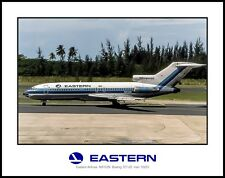 Eastern Airlines Boeing 727-25 11x14 Photo (I146LGDC11X14)