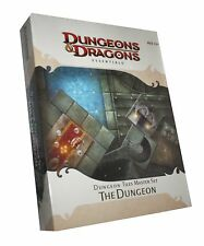 Dungeons & Dragons-D&D-Dungeon Tiles Master Set: THE DUNGEON-Box-engl.-new-OVP