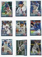 2015 Topps MINI 700 baseball cards Base Set Kris Bryant RC - Very Nice (read)!
