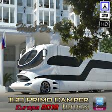 IGO Primo Camper Navigation Software, neue Q1 Mai 2018 Karten, Premium Paket ✔