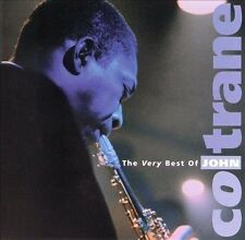 John Coltrane: The Very Best of John Coltrane - Brand New- Free Shipping