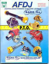 AFDJ magazine assorted back issues bundle 1