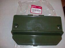 Honda TRX 300 Fourtrax Battery Cover Green NEW OEM