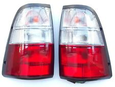 ISUZU SL-TFR  VAUXHALL BRAVA PICKUP -97  Rear Tail Signal Lights Lamp 1Set White