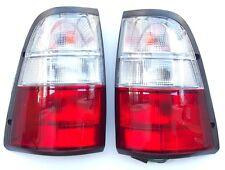 Isuzu SL-tasa de fertilidad total Vauxhall Brava recogida trasera con -97 Luces de Señal Lámpara 1Set Blanco