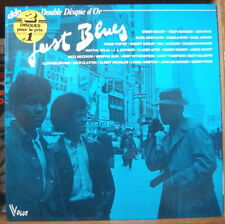 JUST BLUES DOUBLE DISQUE D'OR VOGUE COMPIL'JAZZ DOUBLE FRENCH LP