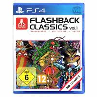 Atari Flashback Classics Collection: Vol.1 Sony Playstation 4 PS4 Region Free