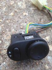 SAAB 9-5 9-3 900 9000 power mirror switch 4466405 Control 1999-2000 OEM EXC+++