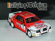 1/43 IXO Toyota Celica Gr.B TA64 #1 Belga Haspengouw Rally 1985 Kankkunen RAC282