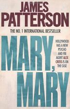 JAMES PATTERSON  __ MARY , MARY __ SHOP SOILED __   'B' FORMAT __ FREEPOST UK